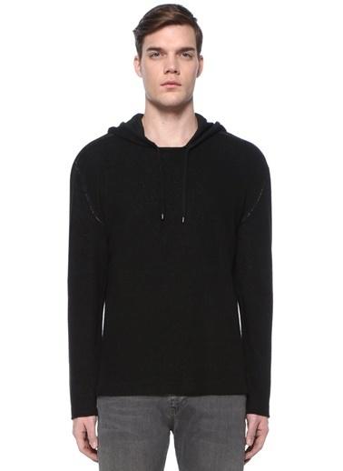 John Varvatos Sweatshirt Siyah